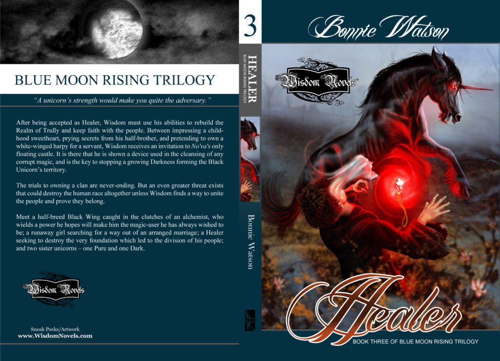 Healer Book Three